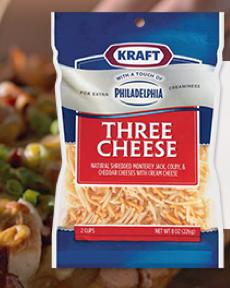 Kraft Natural Shredded Cheese