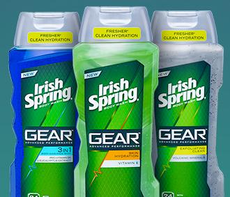 Irish Spring GEAR
