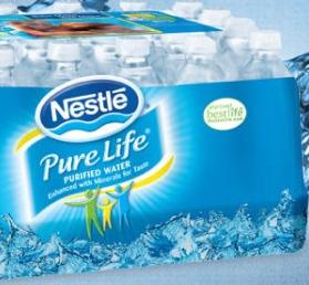 Nestle Pure Life