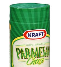 Kraft Parmesan