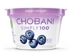 Chobani Simply 100
