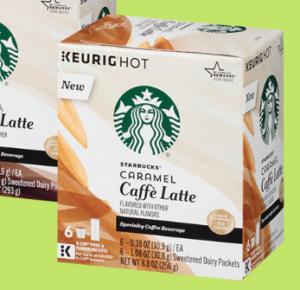 FREE Starbucks Caffè Latte K-Cup Sample Pack — FreebieShark.com