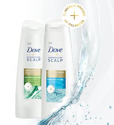 FREE Sample of Dove Anti-Dandruff Shampoo & Conditioner