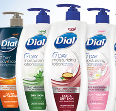 Dial 7-Day Lotion