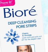 Biore Deep Cleansing