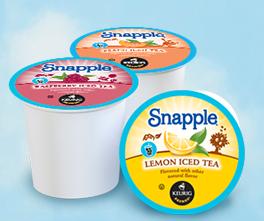 Snapple K-Cups