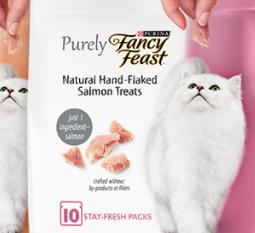 graphic about Fancy Feast Printable Coupons called Refreshing Purina Extravagant Feast Discount codes