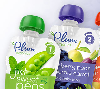 image regarding Plum Organics Printable Coupon named Concentration: 5 Cost-free Plum Organics Youngster Foods Pouches