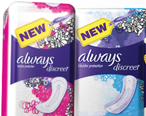 New Always Discreet Coupons + Target Coupon (+ Request