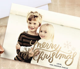 snapfish is currently offering you 6 free personalized 57 stationery flat cards free shipping when you enter promo code cardstrial at checkout - Snapfish Christmas Cards