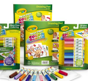 ToysRUs FREE Crayola Shopkins Crayons W Coloring Book Purchase