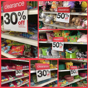 Target Amp Walmart 50 Off Easter Clearance Sale
