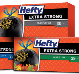 59b1af6d3 Save $1.50 on your next trash bag purchase with this $1.50/1 Hefty Trash  Bags coupon. Target shoppers can also stack it with this 25% off Cartwheel  offer.