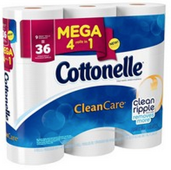 cottonelle coupons $1 off