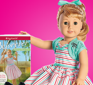enter to win 1 of 100 free american girl doll prize packs