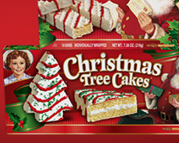 Target Little Debbie Christmas Tree Cakes Only 84