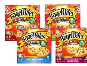 75 Off Bagel Bites Breakfast Coupon Freebieshark Com