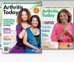 Arthritis magazine free