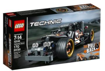 Amazon: LEGO Technic Getaway Racer Building Kit – Only