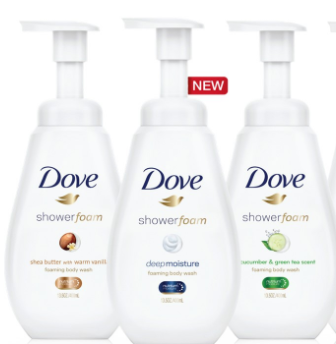 Ibotta Possible 5 75 Offer On Dove Shower Foam Body Wash Freebieshark Com