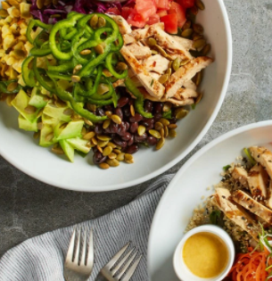 A Hot New Coupon Was Released By California Pizza Kitchen Valid For Buy 1  Get 1 FREE Power Bowls! Just Print It Out Or Show It On Your Mobile Device  To Save ...