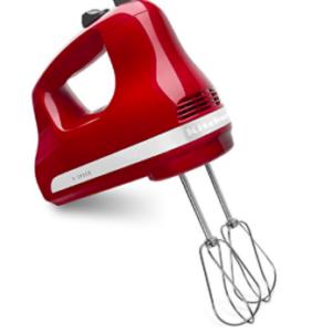 Amazon: KitchenAid 5-Sd Ultra Power Hand Mixer – Only $29.99 ... on kenwood chef mixer, amazon kitchenaid stand, amazon kitchenaid pasta attachment, amazon kitchenaid immersion blender, amazon kitchenaid juicer, amazon kindle fire, amazon keurig, amazon kitchenaid meat grinder, amazon kitchenaid ice cream maker, amazon gift cards, stand mixer, amazon kitchenaid coffee grinder,