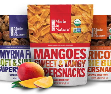 Walmart: FREE Made In Nature Snacks (After Ibotta