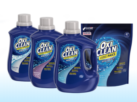 2 Off Oxiclean Detergent Coupon 99 At Walgreens