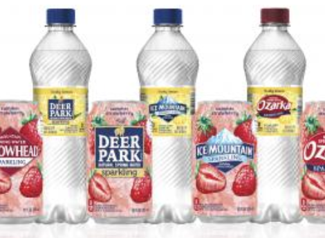 7 Eleven Free 5l Bottle Of Nestle Sparkling Water