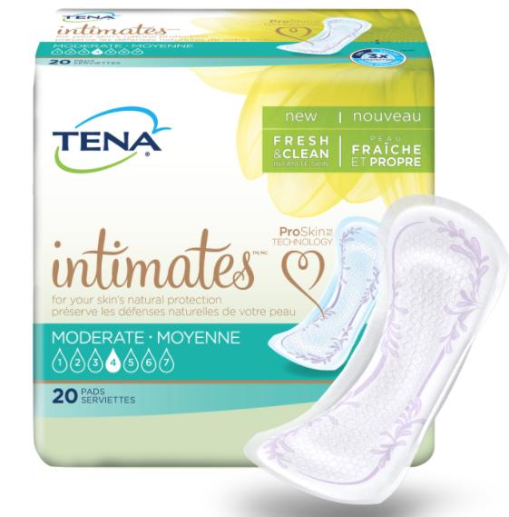 FREE Tena Intimates Pad Sample Pack — FreebieShark com