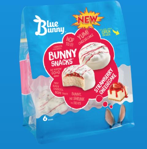 Walmart: Blue Bunny Bunny Snacks – Only $1 98 — FreebieShark com