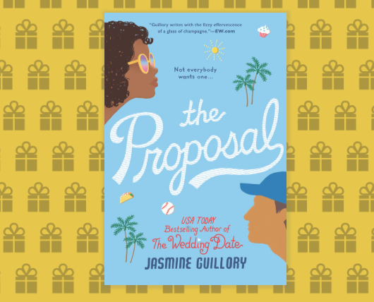 Enter to Win 1 of 100 FREE The Proposal Books — FreebieShark com