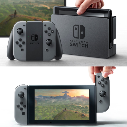 Nintendo Switch Summer of Fun Sweepstakes (102 Winners