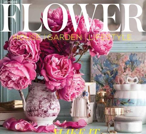 FREE Subscription to Flower Magazine — FreebieShark com
