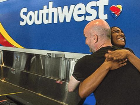 Southwest 'Sharing Kindness' Sweepstakes — FreebieShark com