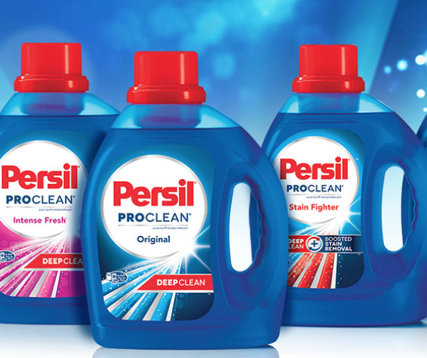 FREE Sample of Persil ProClean Laundry Detergent (Working