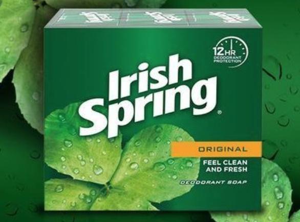 Walmart: FREE Irish Spring Bar Soap (After Ibotta
