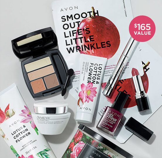 avon mothers day prize pack giveaway