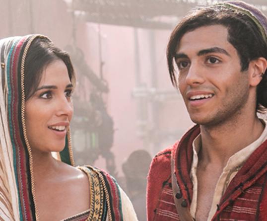 PopSugar 'Aladdin' Sweepstakes (501 Winners!) — FreebieShark com