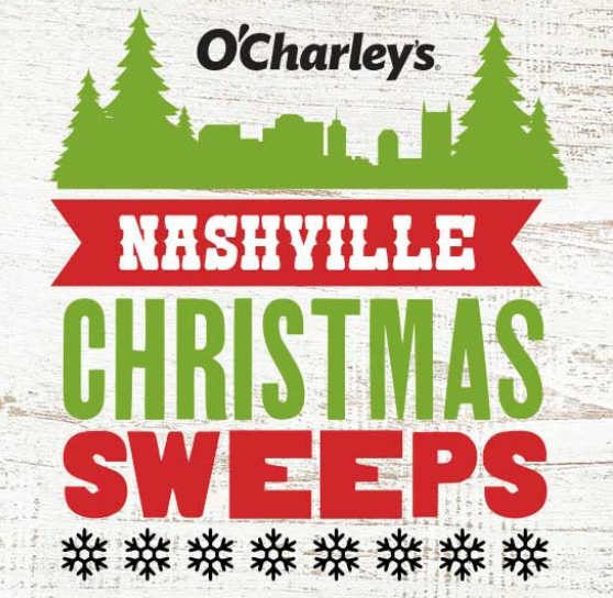 O'Charley's Instant Win Game (Select States – 1,068 Winners