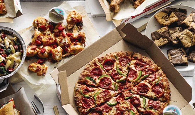 Verizon Up Rewards Members Possible Free Domino S Medium Pizza Freebieshark Com