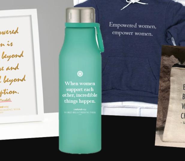 Free World Breastfeeding Week Water Bottle Freebieshark Com