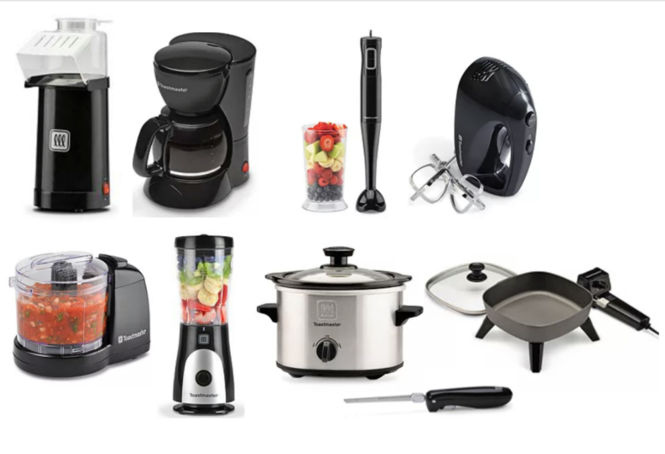 Kohl S Toastmaster Small Kitchen Appliances Only 11 04 Freebieshark Com