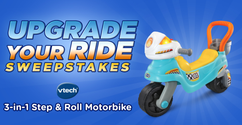 Vtech Upgrade Your Ride Sweeps Coupons And Deals Savingsmania